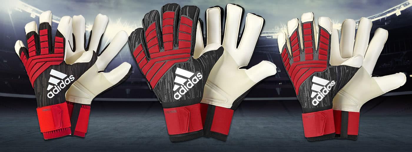 bestell dir die neuen adidas Torwarthandschuhe von Neuer, ter Stegen oder Trapp