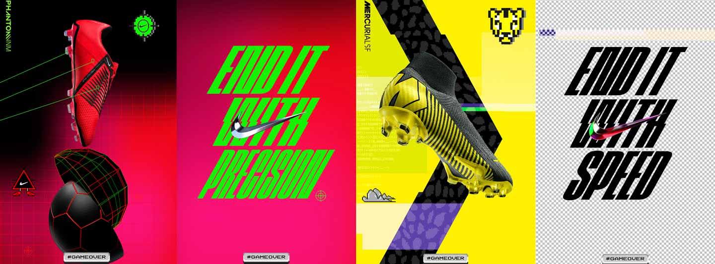 die neuen Nike Mercurial und Nike Phantom mit Express Versand
