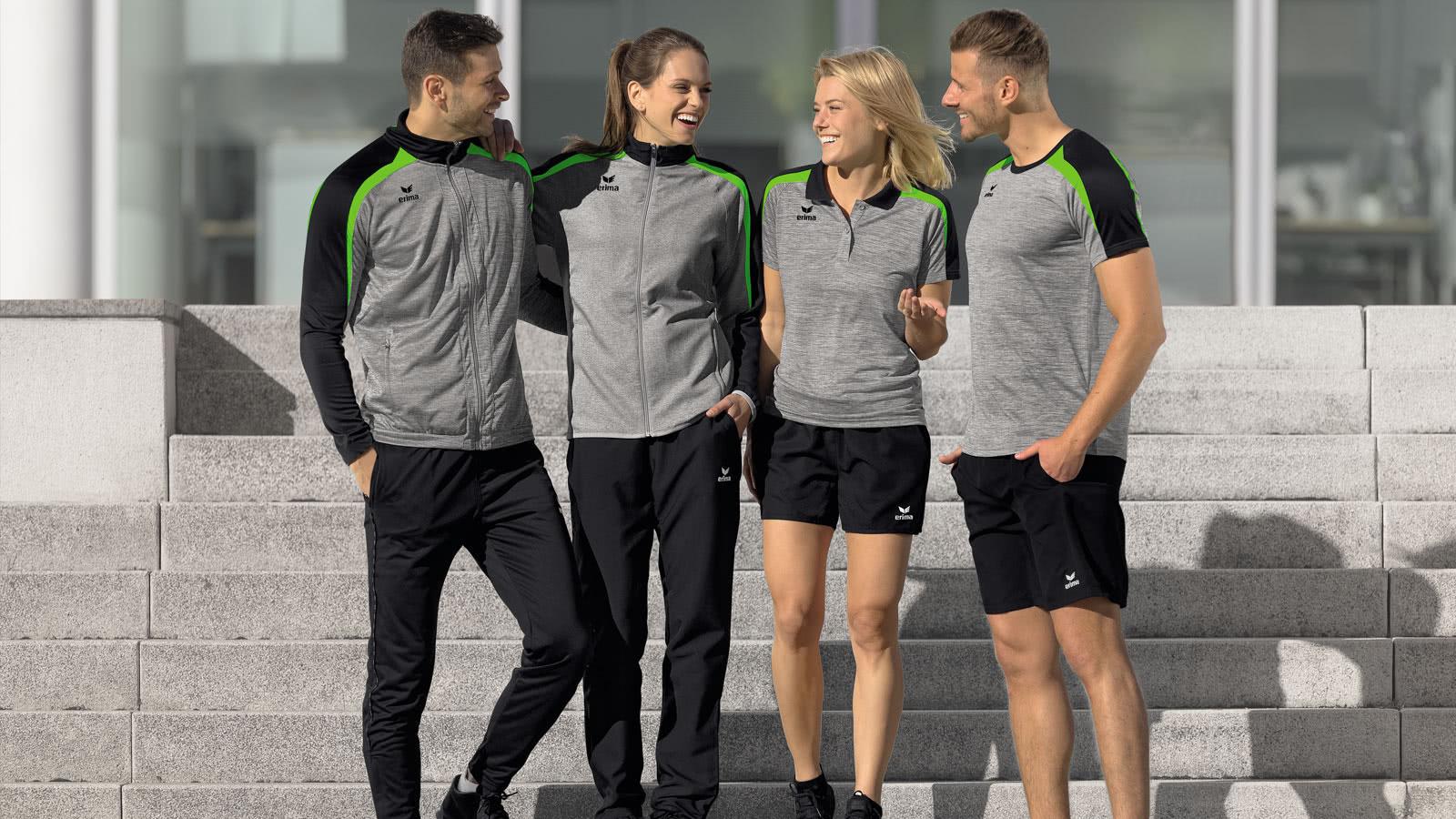 Bestell dir mit er Erima Liga Line 2.0 die günstige universelle Sportbekleidung
