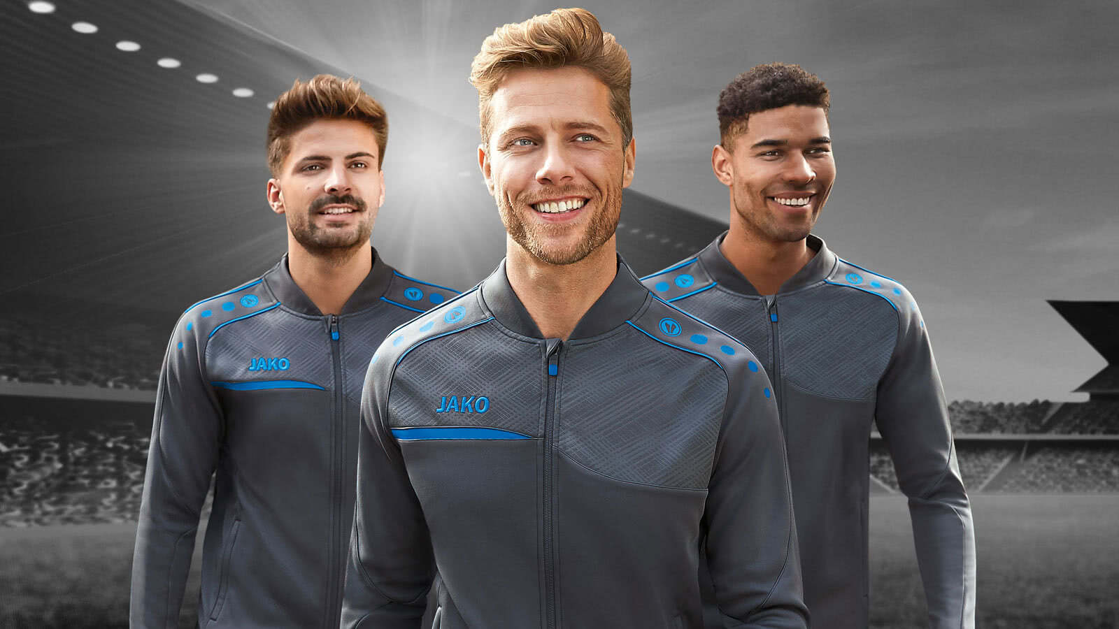 Die Jako Prestige Teamline als Profi Sportbekleidung für dein Training