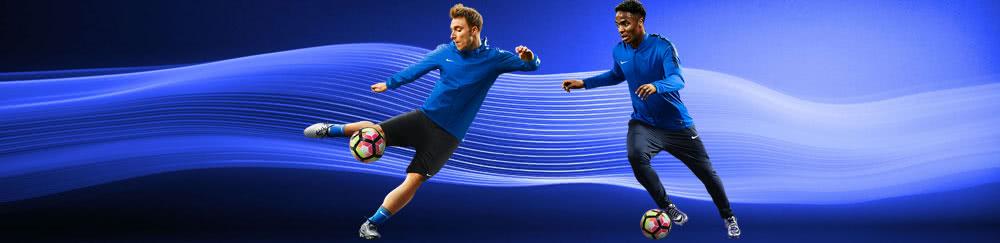 Die Nike Academy 16 Trainingsanzüge, T-Shirts und Tops für dich und deinen Verein.