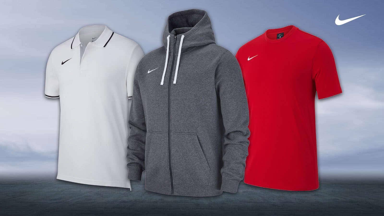 Die Nike Lifestyle Sportbekleidung für dich und dein Team
