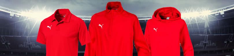 die Puma Liga Teamline passt zu jedem Sportler und Verein und das zum günstigen Preis!